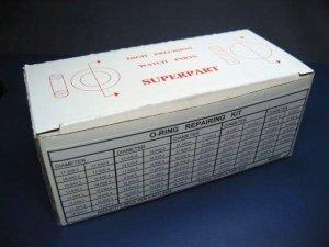 画像1: O-RING(パッキン)セット78種×各3枚・計234枚セット